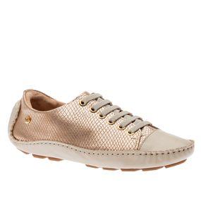 Tenis-Feminino-Driver-em-Couro-Roma-Off-White-Ouro-1443--Elastico--Doctor-Shoes-Dourado-34