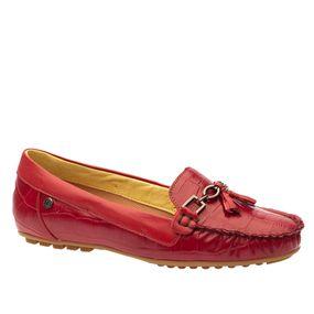 Mocassim-Feminino-em-Couro-Croco-Jambo-Roma-Vermelho-1187-Doctor-Shoes-Vermelho-34