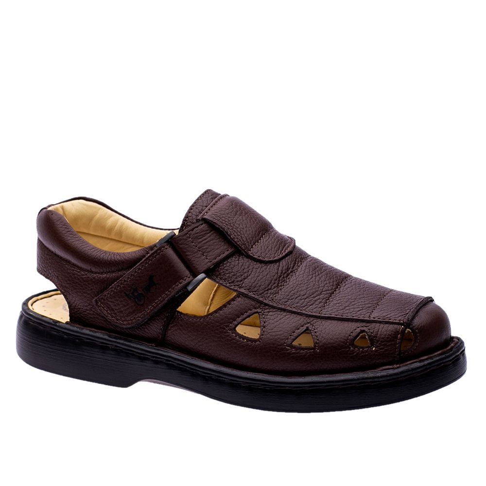 Sandalia-Masculina-302-em-Couro-Floater-Cafe-Doctor-Shoes-Cafe-36