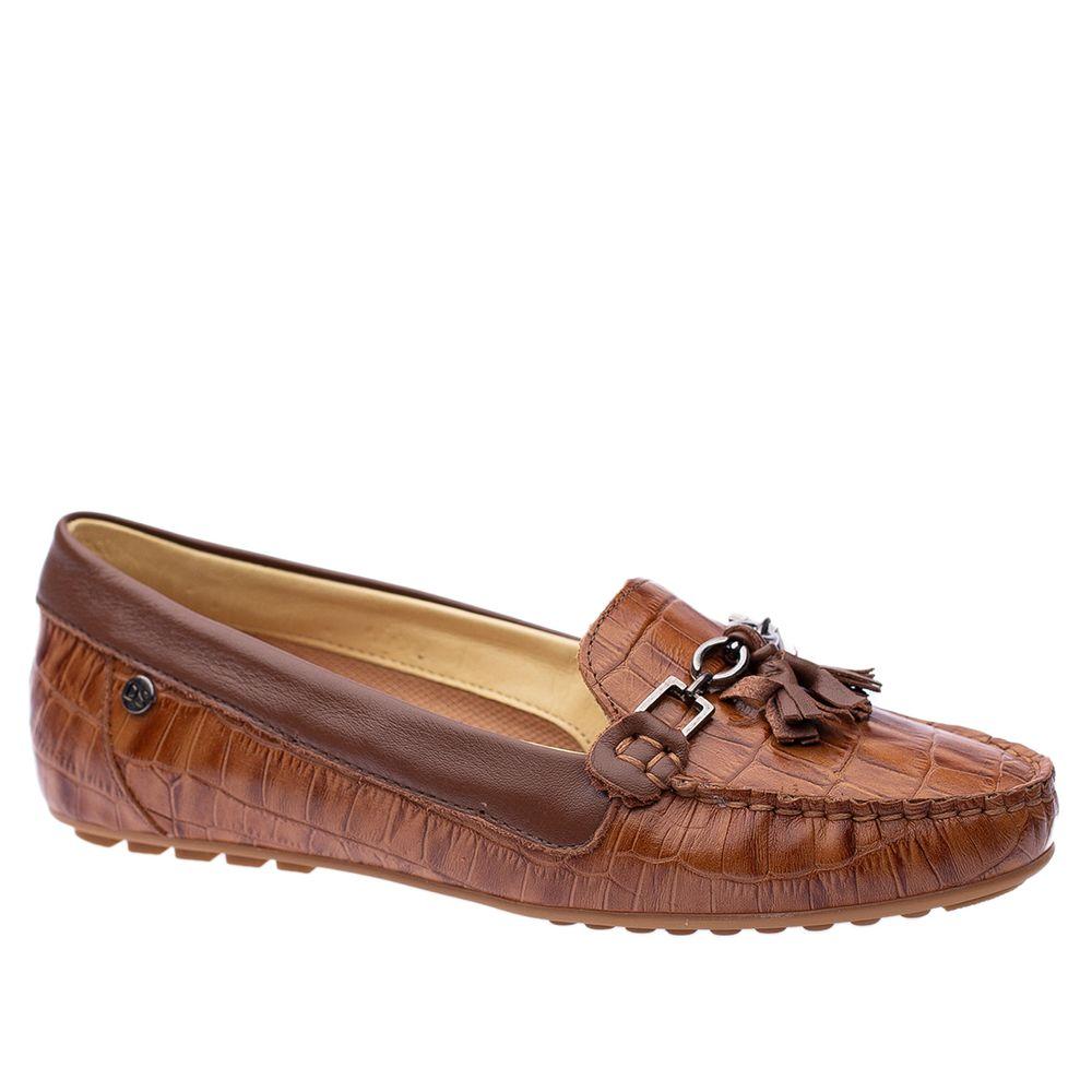Mocassim-Feminino-em-Couro-Croco-Conhaque-1187-Doctor-Shoes-Caramelo-34