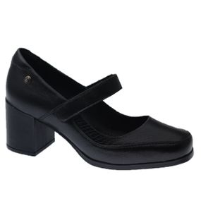 Sapato-Salto-Doctor-Shoes-Couro-Roma--Serpente-Preto
