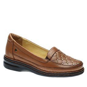 Sapatilha-Doctor-Shoes-Especial-Neuroma-de-Morton-em-Couro-Caramelo