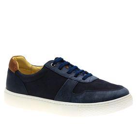 Tenis-Doctor-Shoes-Couro-Marinho