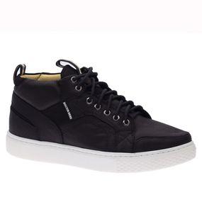 Tenis-Doctor-Shoes-Linha-Up-em-Couro-Preto