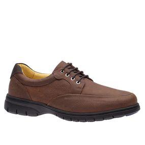 Sapato-Casual-Doctor-Shoes-Couro-Graxo-Telha