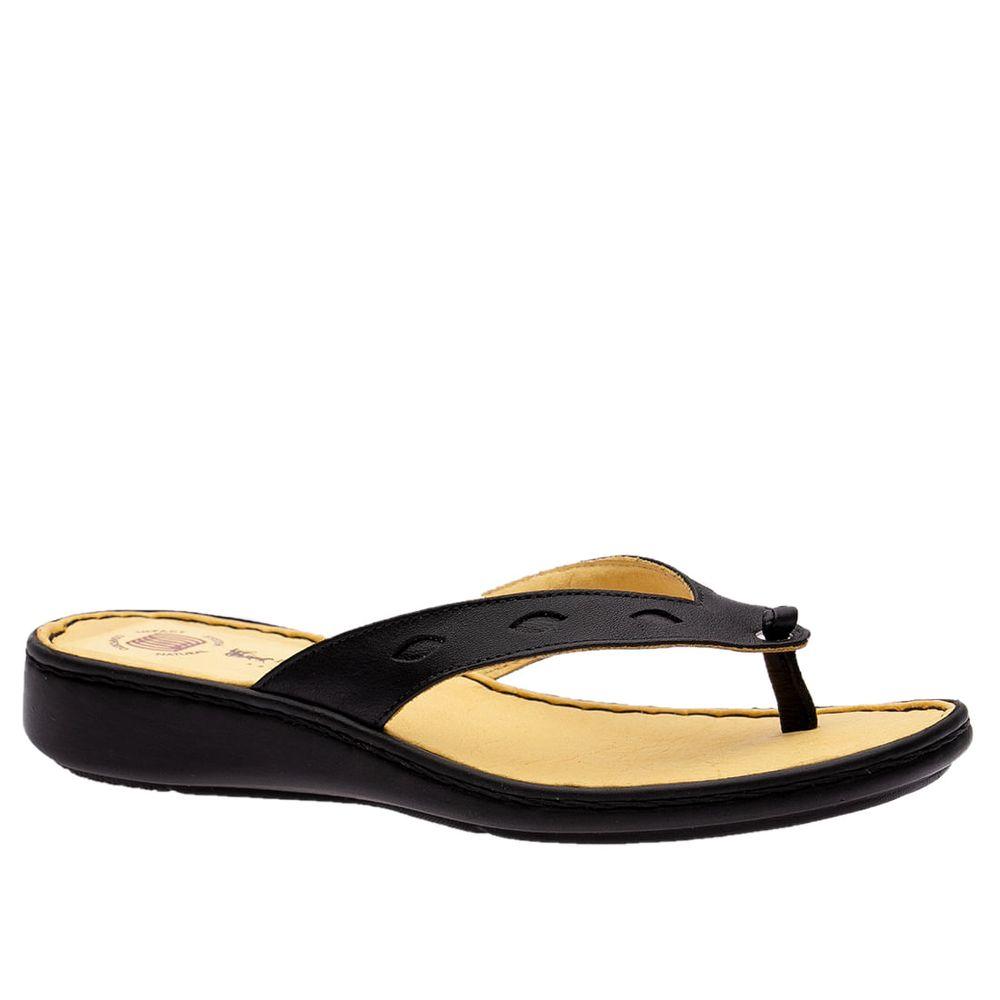 Chinelo-Doctor-Shoes-Couro-226-Preta