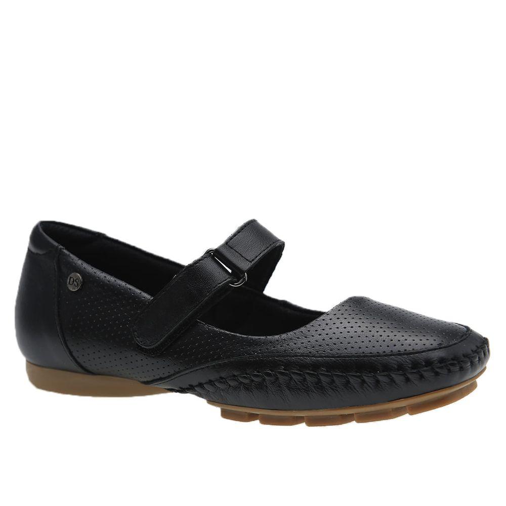 Sapatilha-Doctor-Shoes-Couro-2779-Preta