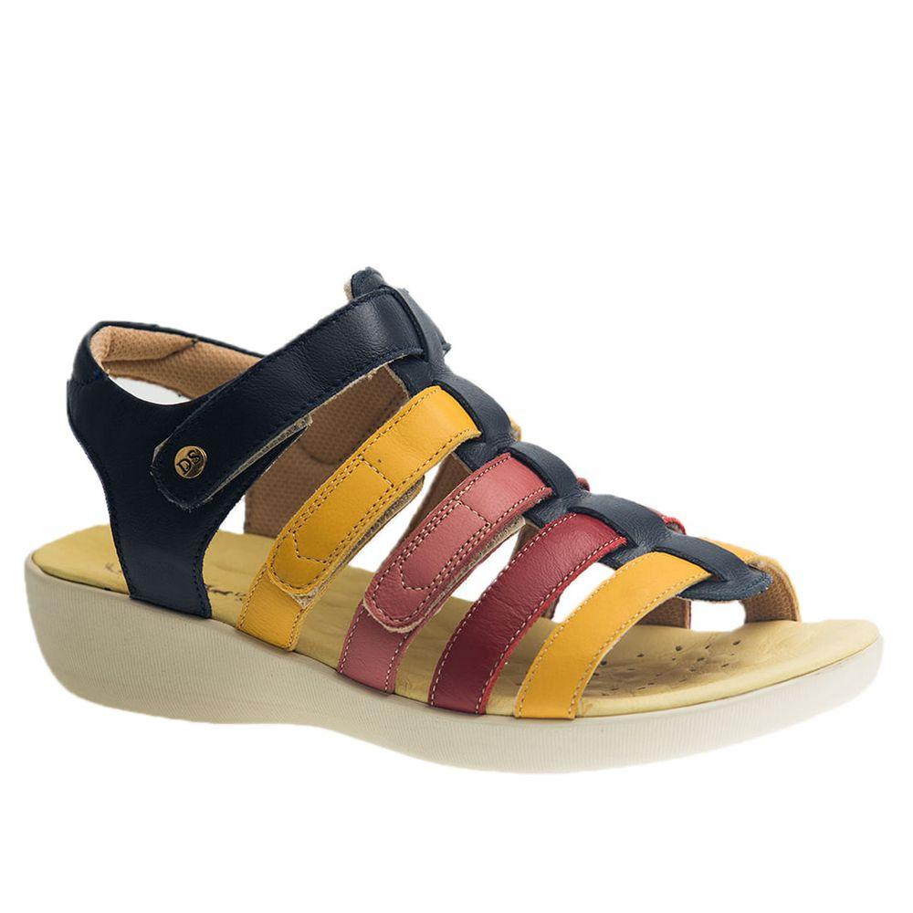 Sandalia-Doctor-Shoes-Couro-105-Marinho-Ipe-Carmim-Rosado