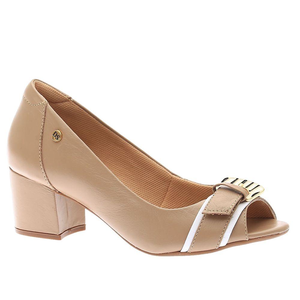 Sapato-Salto-Doctor-Shoes-Peep-Toe-1507-Amendoa
