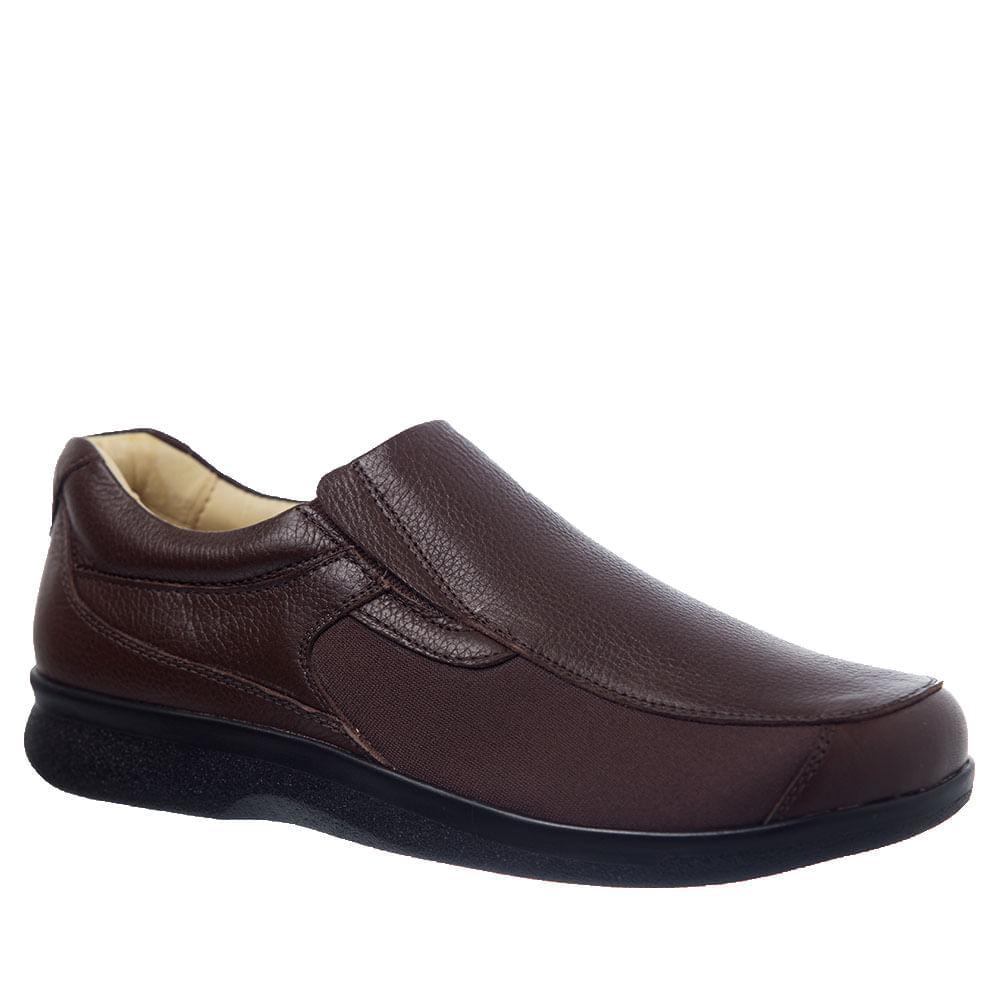 Sapato-Casual-Doctor-Shoes-Joanete-em-Couro-Techprene-3056-Cafe
