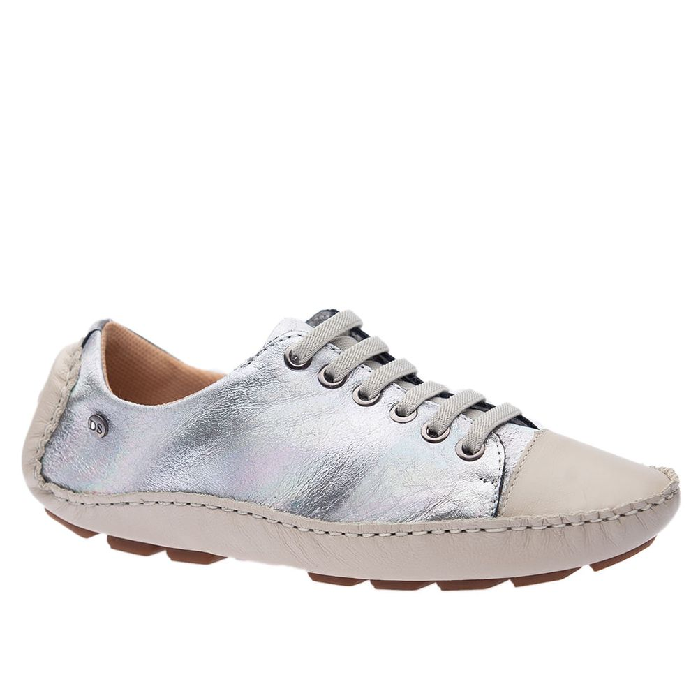 Driver-Doctor-Shoes-Couro-1443-Off-White-Argento