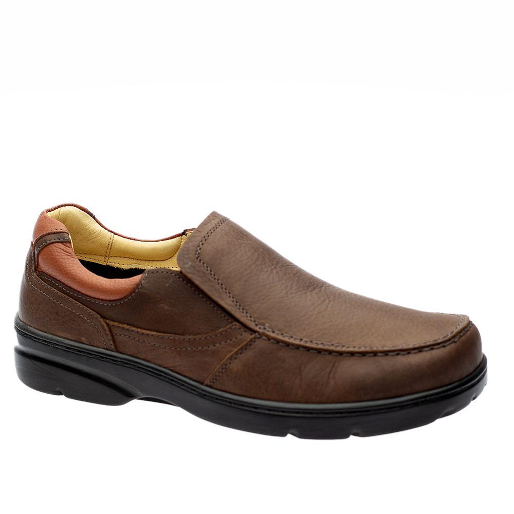 Sapato-Casual-Doctor-Shoes-Diabetico-Couro-5310-Cafe-Pinhao