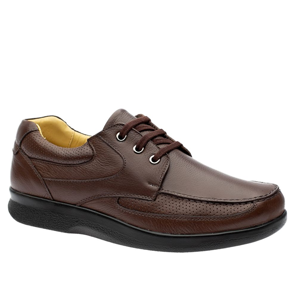 Sapato-Casual-Doctor-Shoes-Diabetico-Couro-3066-Cafe