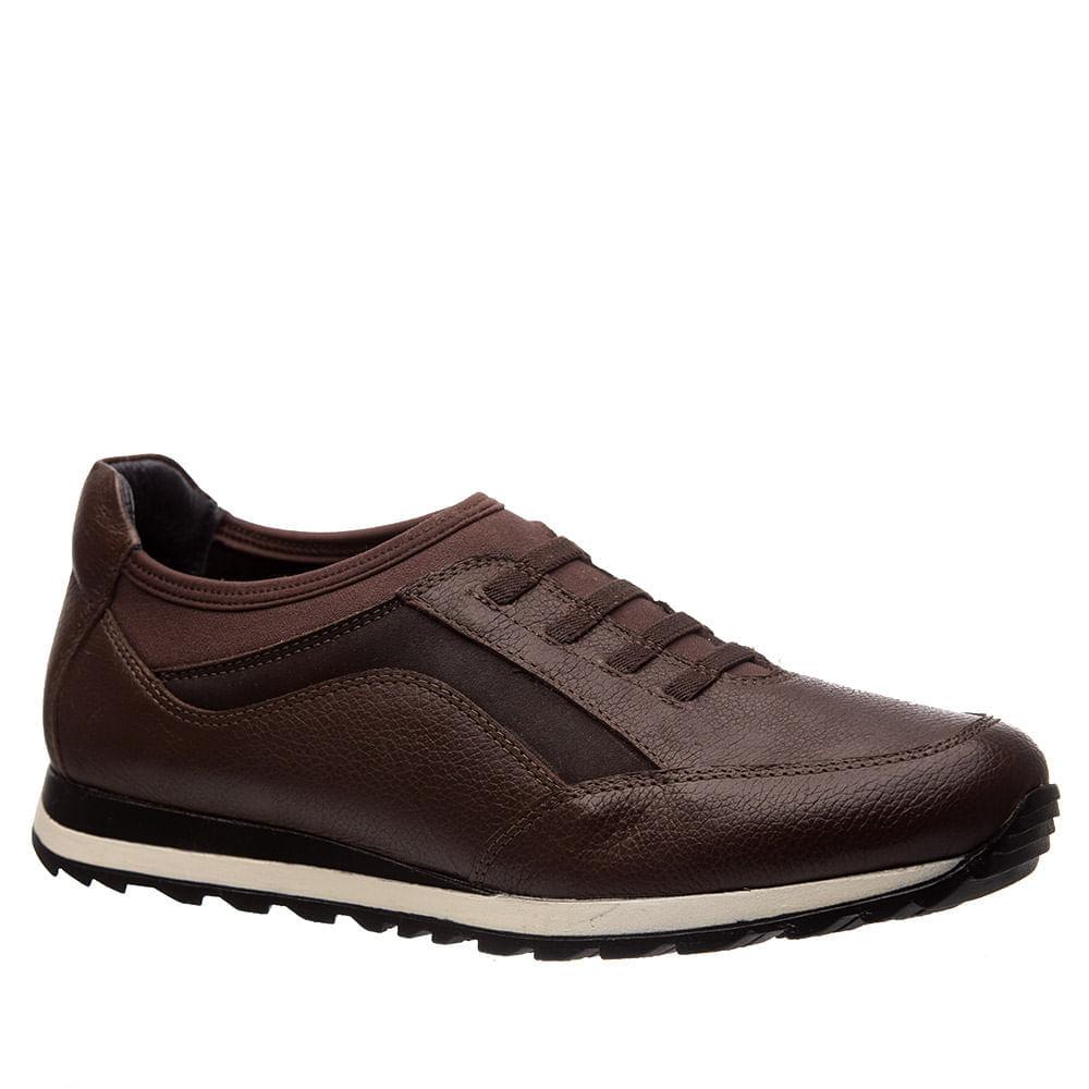 Sapatenis-Doctor-Shoes-Couro-4063-Elastico-Cafe
