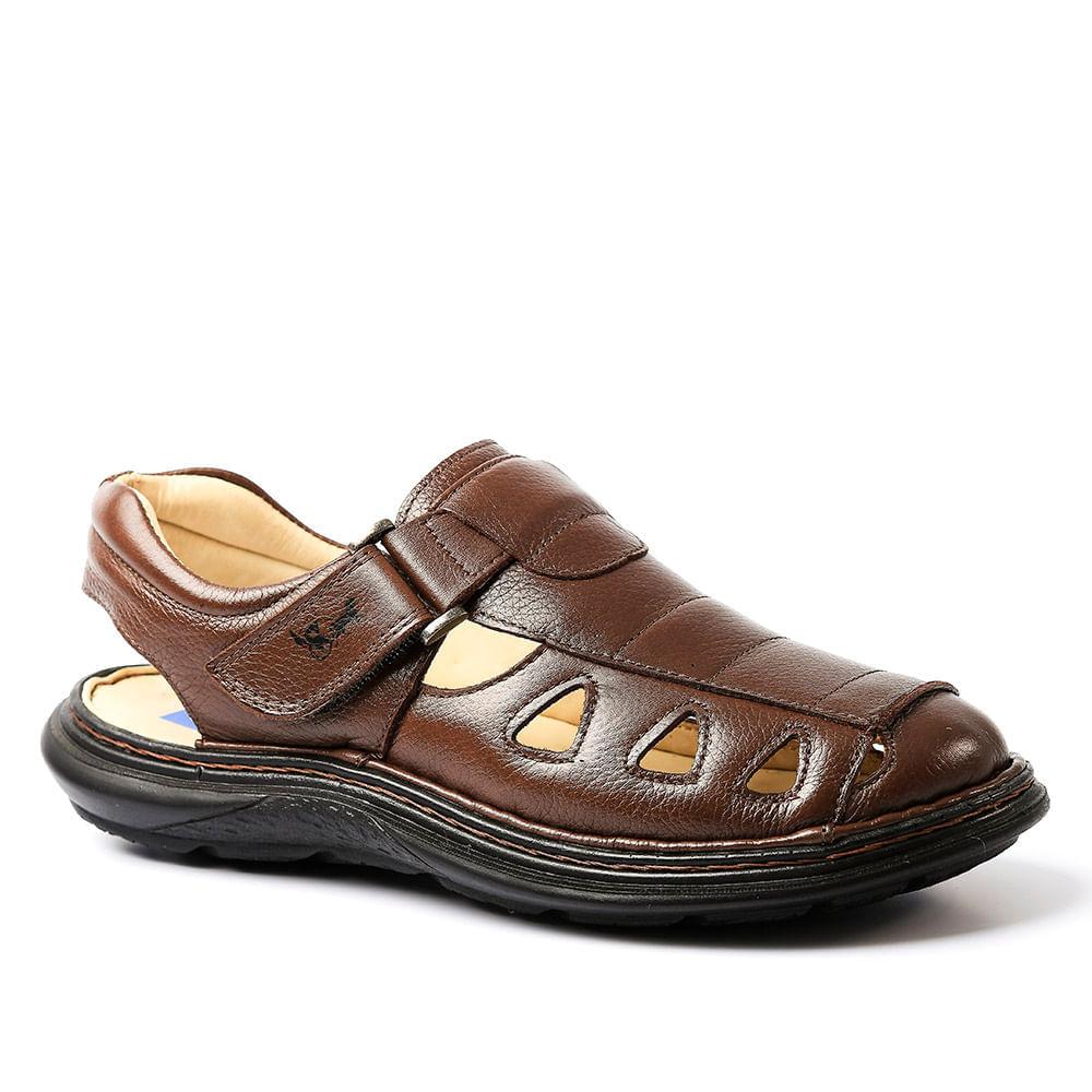 Sandalia-Doctor-Shoes-Couro-917302-Cafe