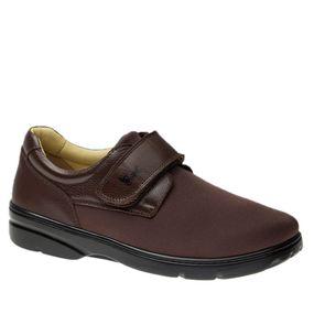 Sapato-Casual-Doctor-Shoes-Joanete-Techprene-Couro-5305-Cafe