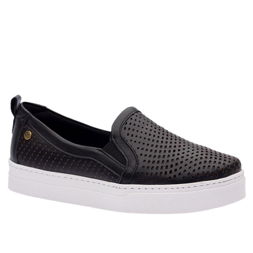Tenis-Doctor-Shoes-Couro-1467-Preto