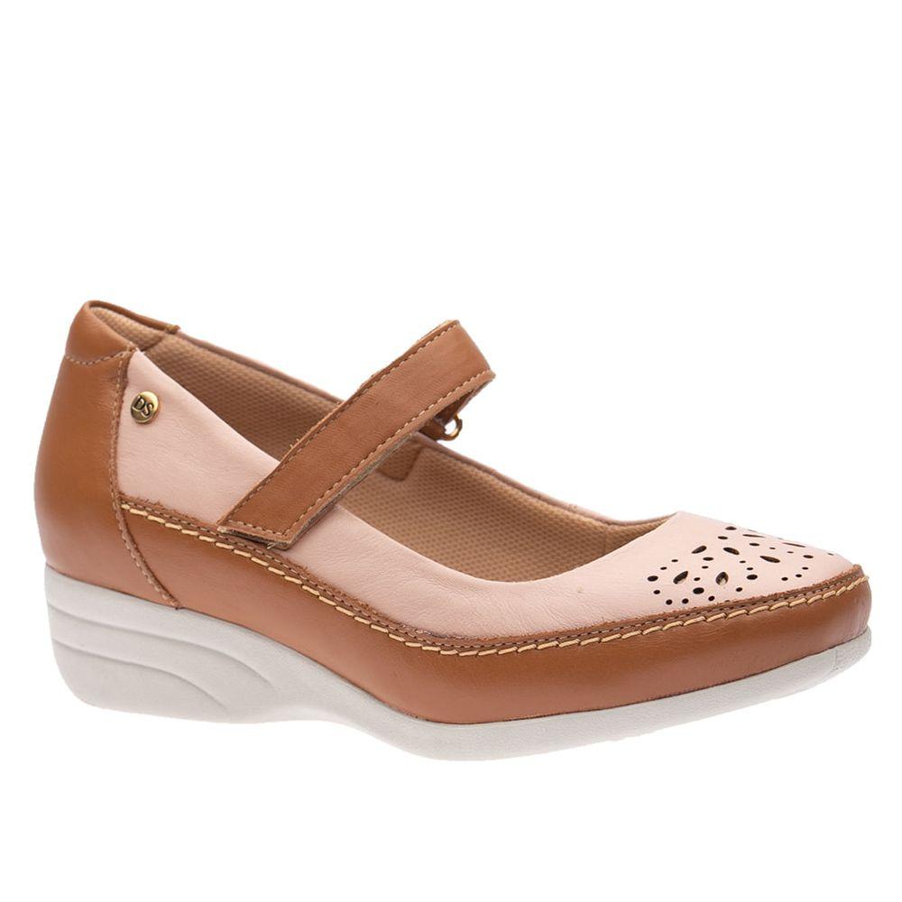 Sapato-Anabela-Doctor-Shoes-Couro-3139-Ambar