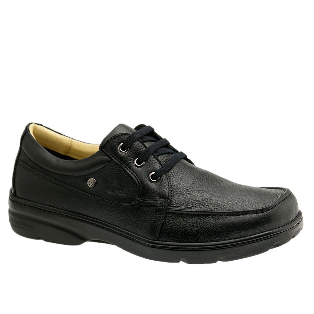 Sapato-Casual-Doctor-Shoes-Esporao-Couro-5308-Preto