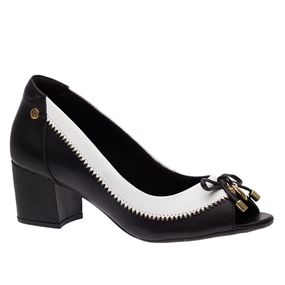 Sapato-Salto-Doctor-Shoes-Peep-Toe-1506-Preto