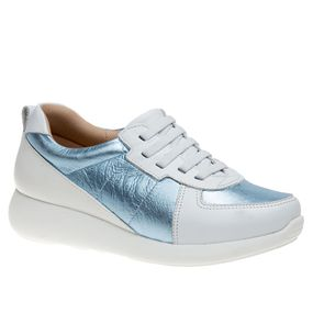 Tenis-Doctor-Shoes-Couro-1403-Branco-Azul
