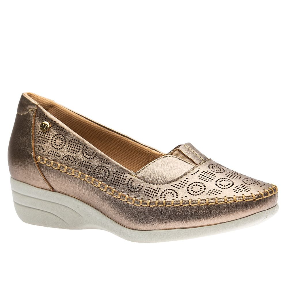 Sapato-Anabela-Doctor-Shoes-Couro-3138-Metalic