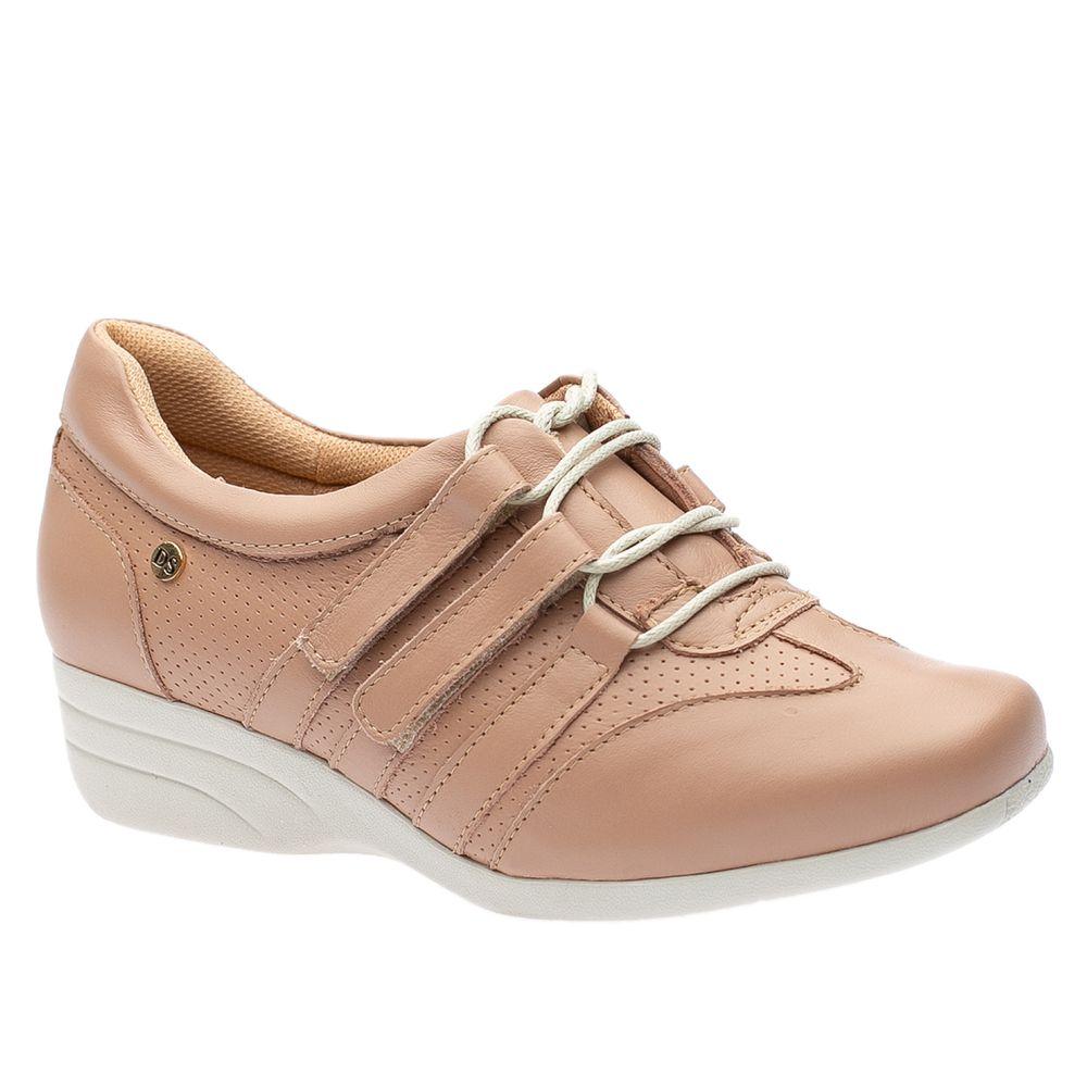 Sapato-Anabela-Doctor-Shoes-Couro-3149-Amendoa