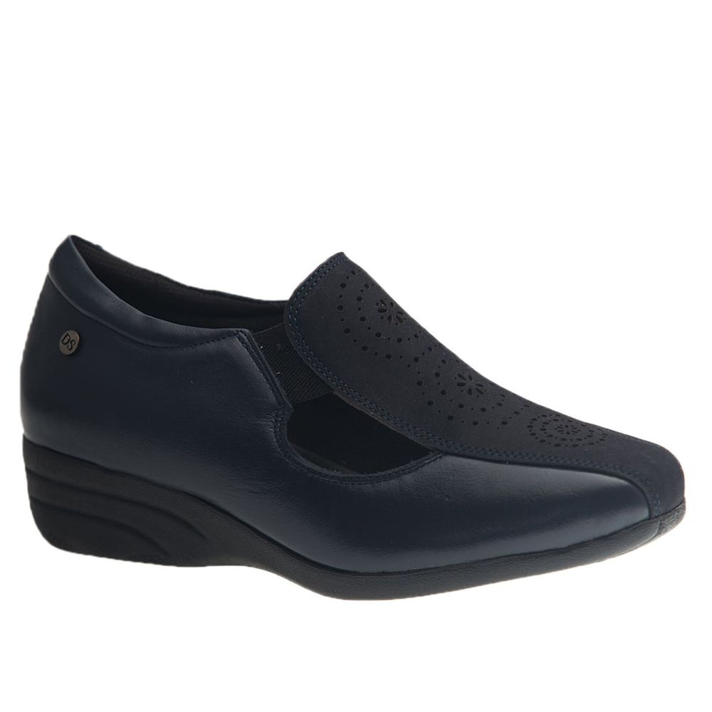 Sapato-Anabela-Doctor-Shoes-Couro-Nobuck-Roma-3148-Marinho