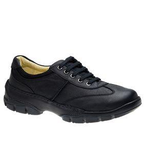 Sapato-Casual-Doctor-Shoes-Couro-2214-Preto