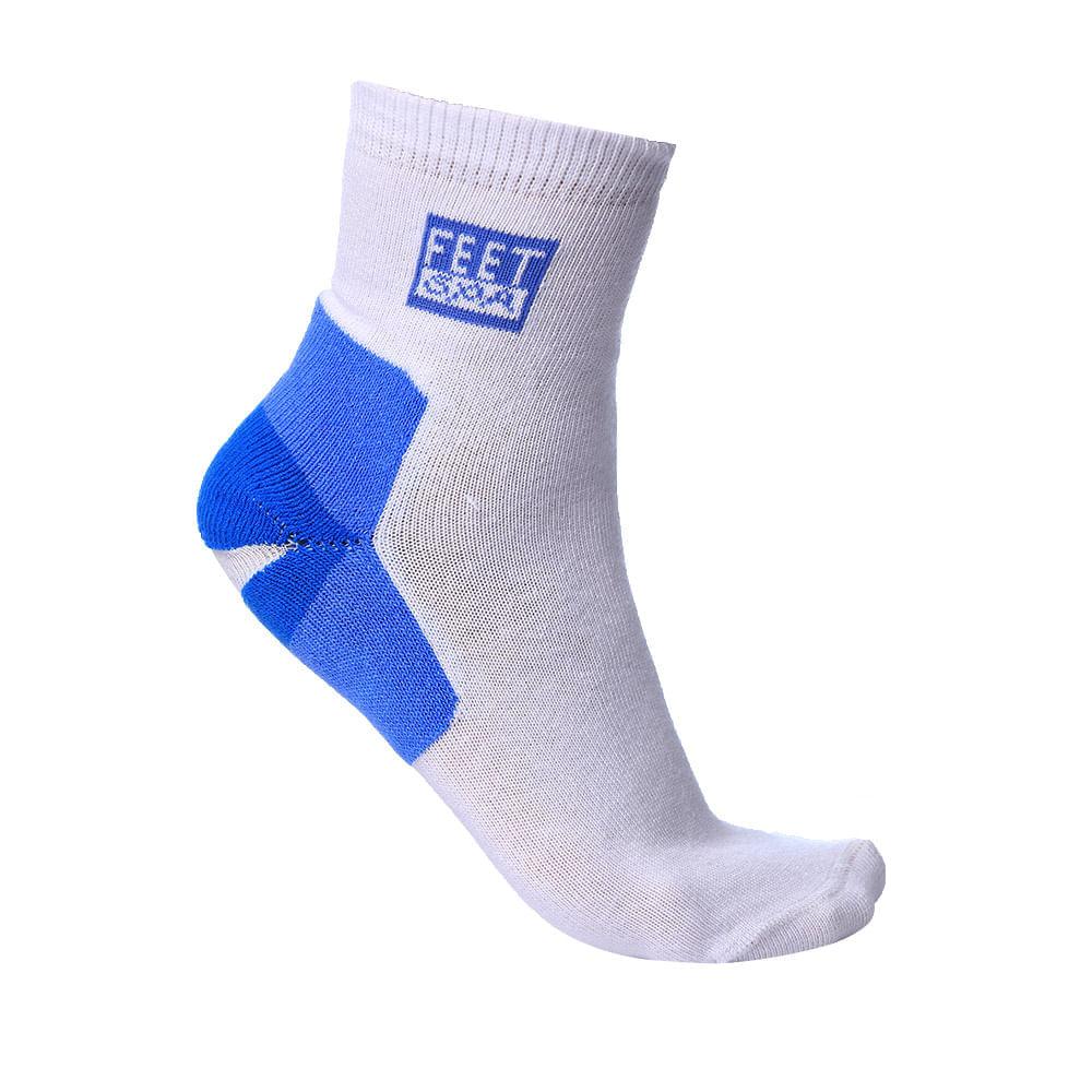 Meia-Doctor-Shoes-Esportiva-Tradicional-Talon-Fs002-Branca