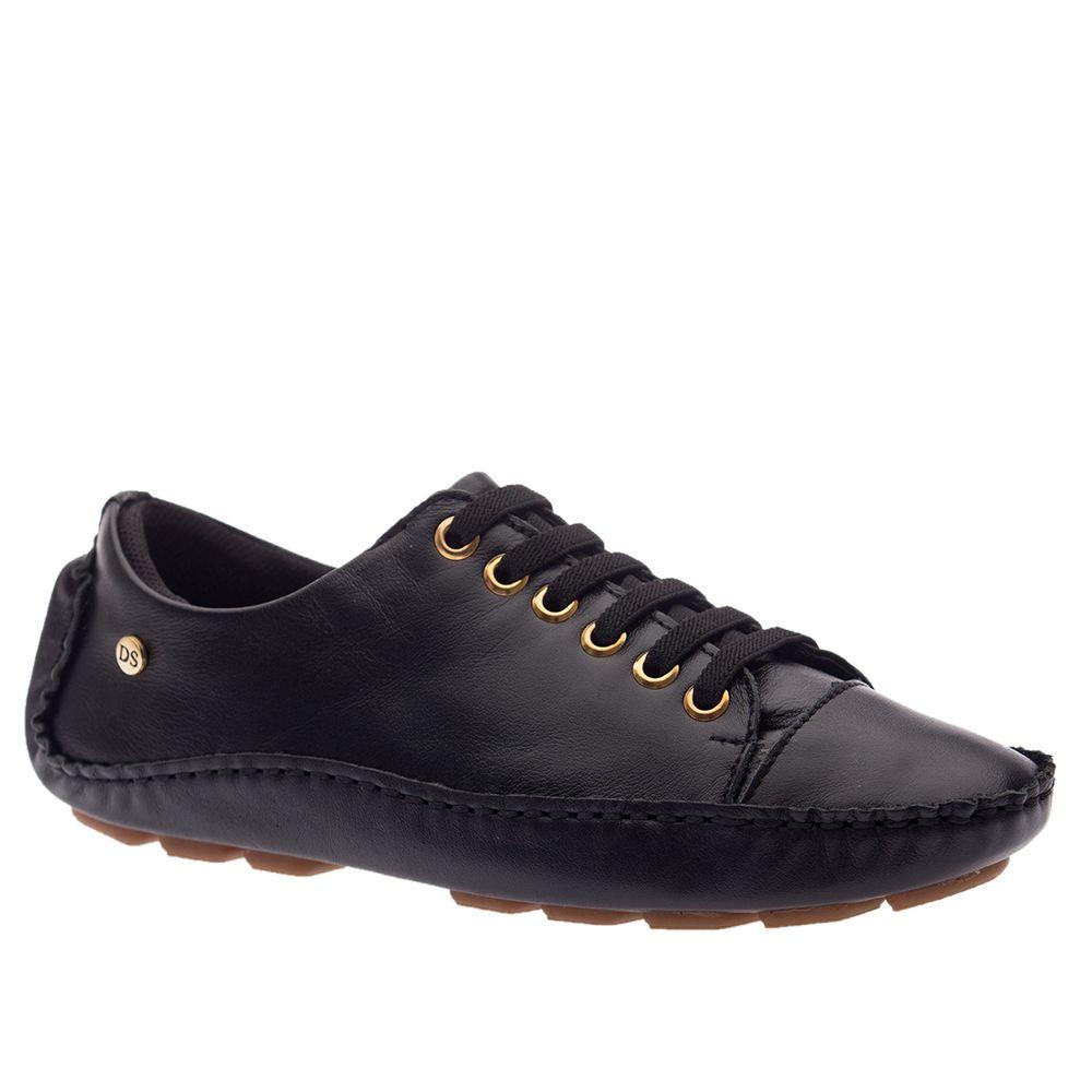 Driver-Doctor-Shoes-Couro-1443--Elastico--Preto