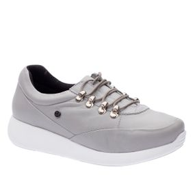 Tenis-Doctor-Shoes-Couro-1401-Grigio