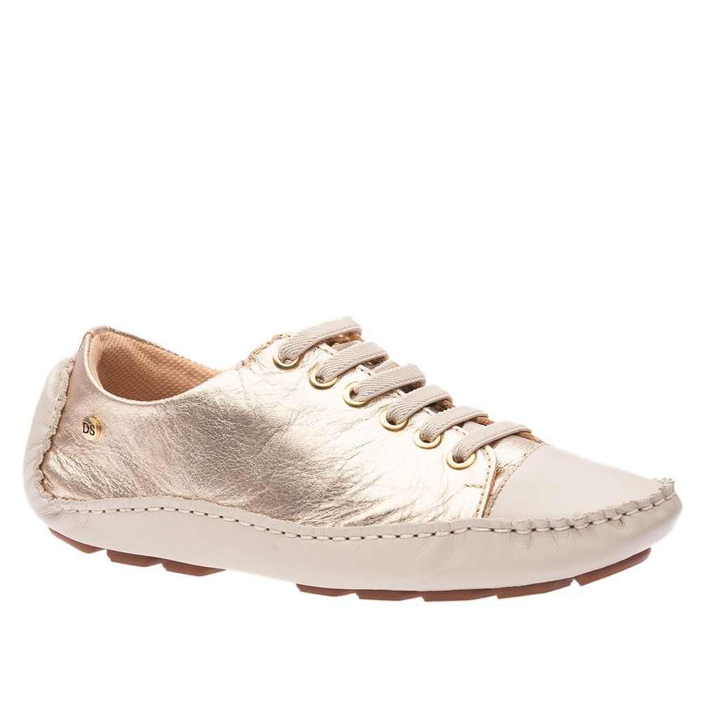 Driver-Doctor-Shoes-Couro-1443--Elastico--Off-White-Dourado