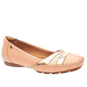 Sapatilha-Doctor-Shoes-Couro-2801-Cipria-Crema-Cristal-Salmao