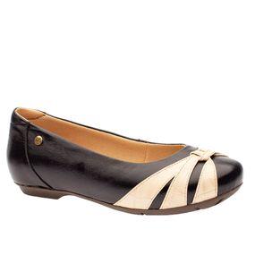 Sapatilha-Doctor-Shoes-Couro-1299-Preta-Crema