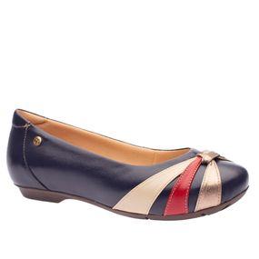 Sapatilha-Doctor-Shoes-Couro-1299-Marinho-Verm-Prata-Velho