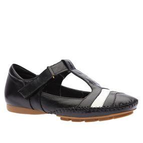 Sapatilha-Doctor-Shoes-Couro-2803-Preta-Branca