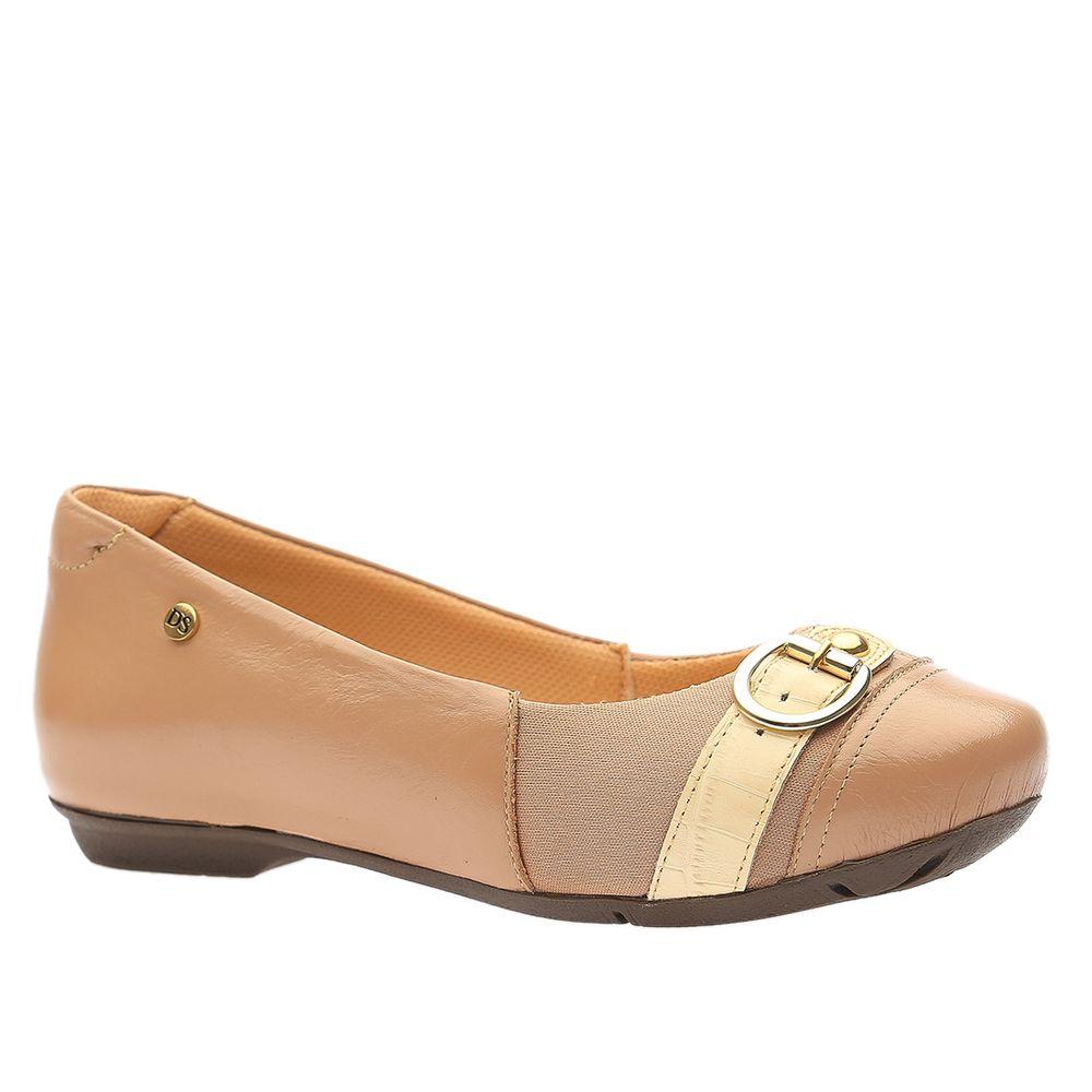 Sapatilha-Doctor-Shoes-Joanete-Couro-1294-Nude-Techprene-Capuccino