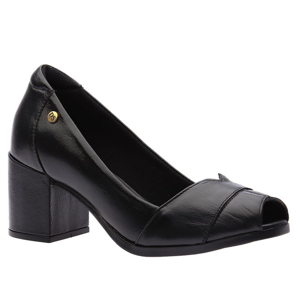 Sapato-Salto-Doctor-Shoes-Peep-Toe-1510-Preto
