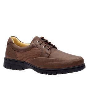 Sapato-Casual-Doctor-Shoes-Couro-1800-Graxo-Telha