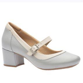 Sapato-Salto-Doctor-Shoes-Couro-1240-Grigio-Off-White