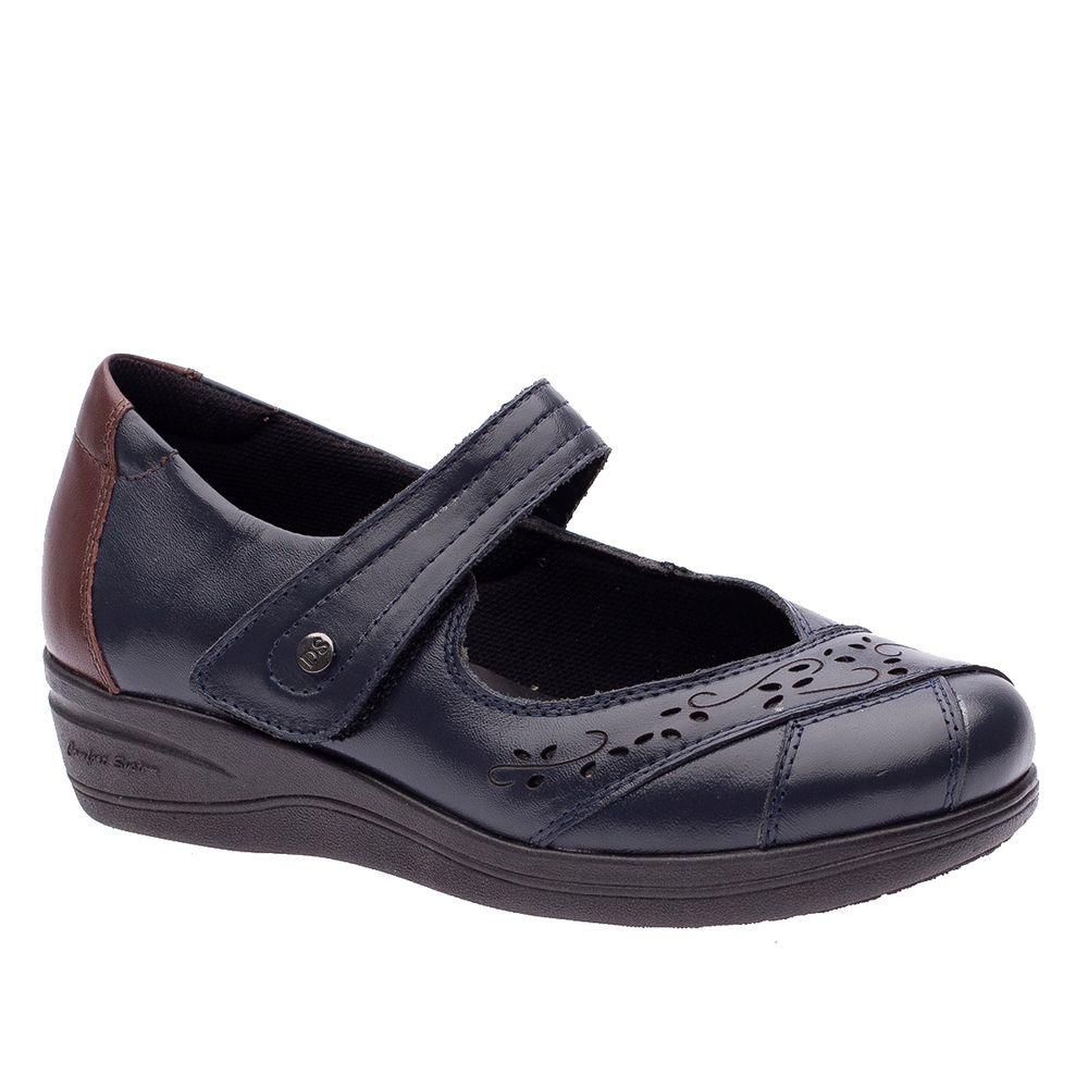 Sapato-Anabela-Doctor-Shoes-Diabetico-Couro-7877-Marinho