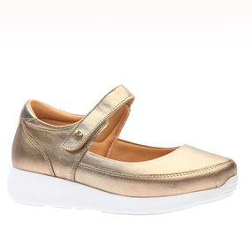 Sapato-Casual-Doctor-Shoes-Diabetico-Couro-1407-Prata-Velho