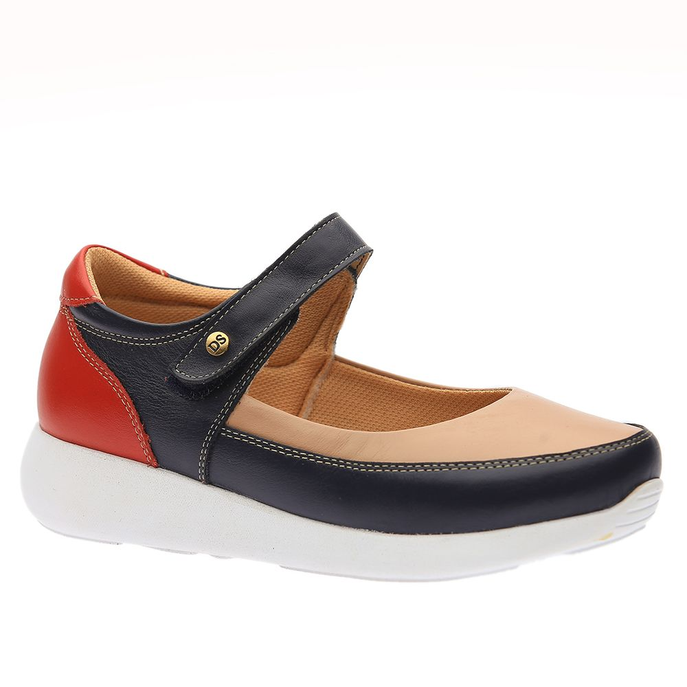 Sapato-Casual-Doctor-Shoes-Diabetico-Couro-1407-Marinho-Nude-Vermelho